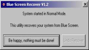 BSRecover