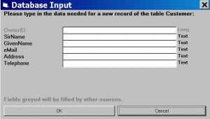 DBImprove ActiveX