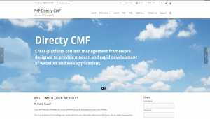 Banners Module for Directy CMF