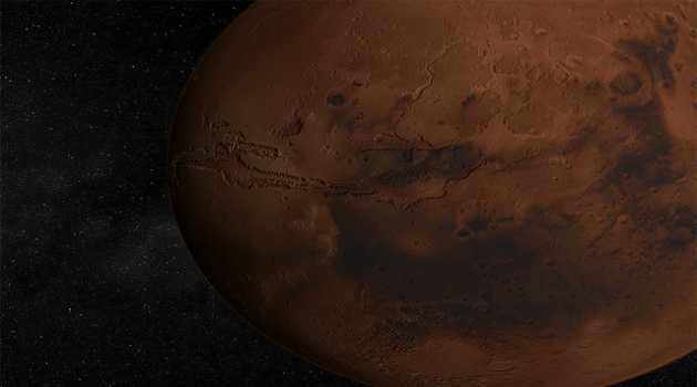 Mars Mission 3D Screensaver