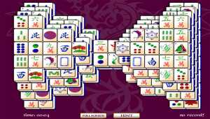 Bow Tie Mahjong Solitaire
