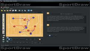 SportDraw Basketball