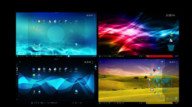 WX Smart Desktop 20 in 1 ++