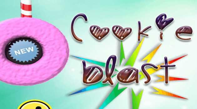 Cookies Crush Blast Sweet Delicious Ga