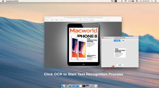 Easy Screen OCR for Mac