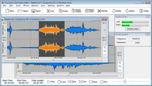 Acoustic Labs Audio Editor