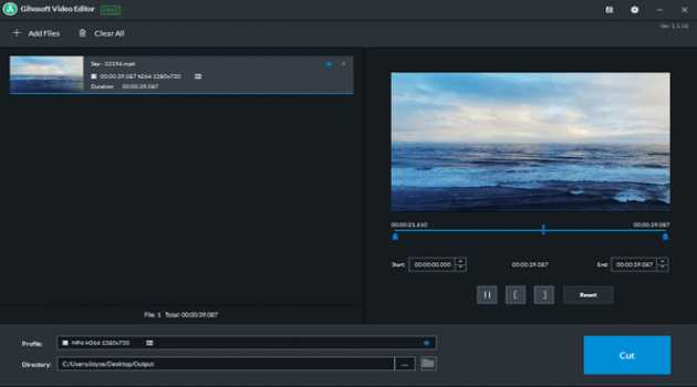 Gihosoft Video Editor