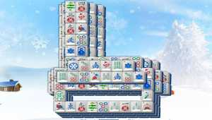 Ice Skate Mahjong