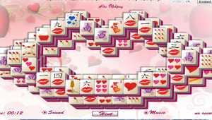 Kiss Mahjong