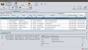 CustomerRegister 2 for Linux 64 bit