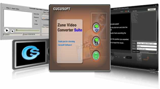 #1 DVD to Zune & Zune Video Converter