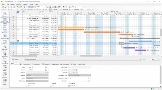 1 Project Viewer