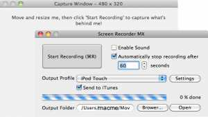 Screen Recorder MX