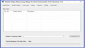 MSG to EML Converter Tool