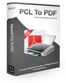 Mgosoft PCL To PDF SDK
