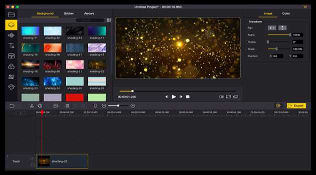 TunesKit AceMovi Video Editor for Mac
