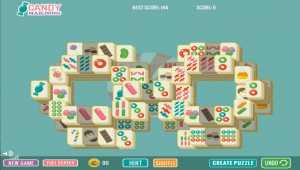 Candy Infinity Mahjong
