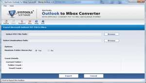 Outlook to Mbox Tool