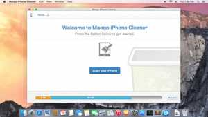 Macgo Free iPhone Cleaner for Mac