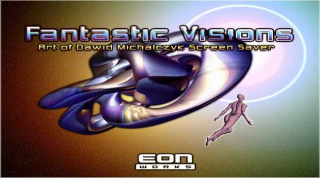 Fantastic Visions Screensaver