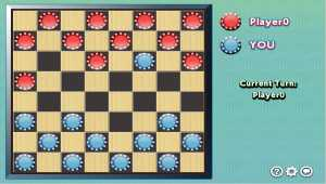 Multiplayer Checkers