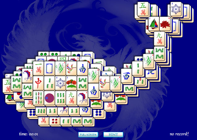 Whale Mahjong Solitaire