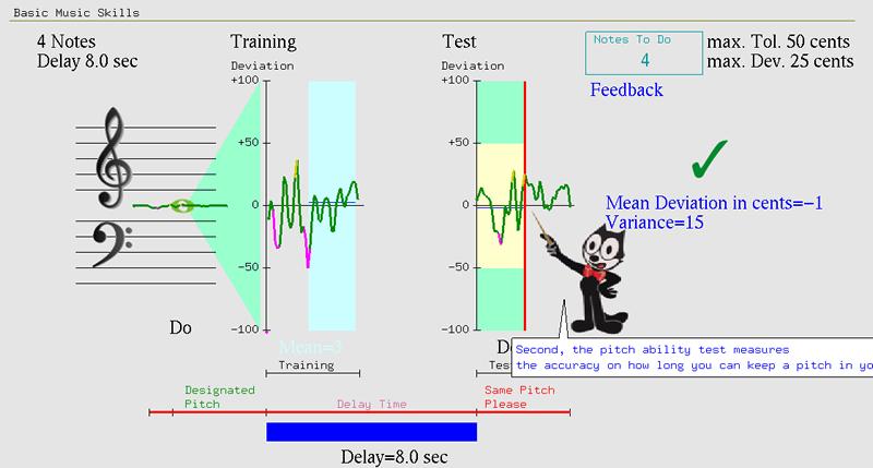 Pitch Ability Test Mac