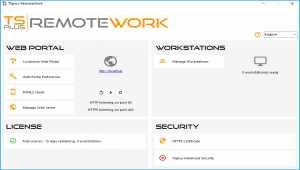 TSplus Remote Work