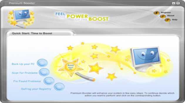Premium Booster
