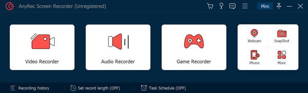 AnyRec Screen Recorder