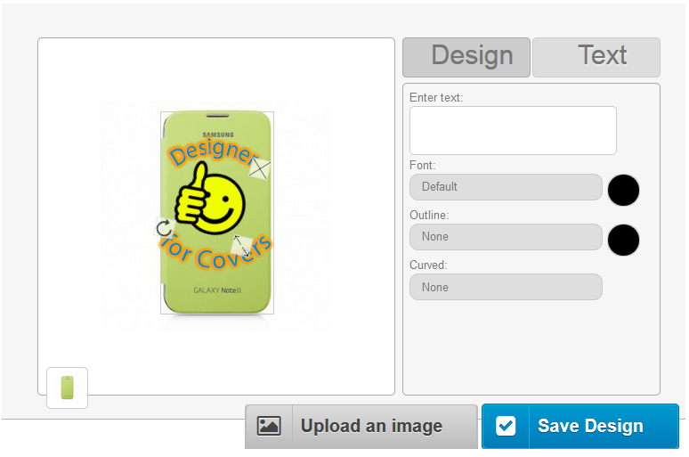 Online Phone Case Designer Software
