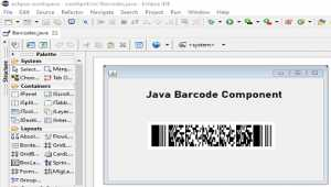 Java PDF417 Barcode Package