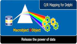 Macrobject DObject O/R Mapping Suite