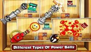Tiny Ball Vs. Evil Devil 2 For Android