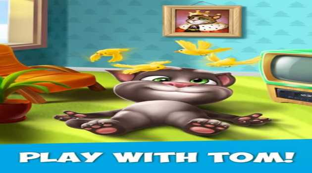 My Talking Tom for PC Download