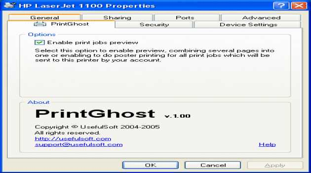 PrintGhost