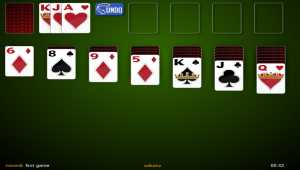 Three Card Solitaire