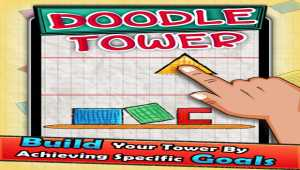Doodle Tower - Stack The Shapes For Android Game