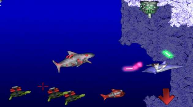 Laser Dolphin (for Windows)