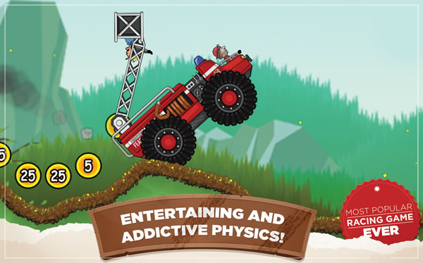 Hill Climb Racing for PC Download