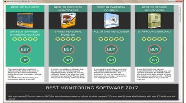 Best monitoring software review