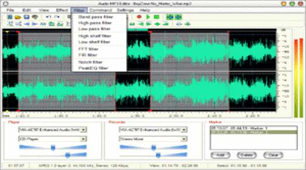 Audio Mp3 Editor