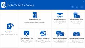 Stellar Toolkit for Outlook