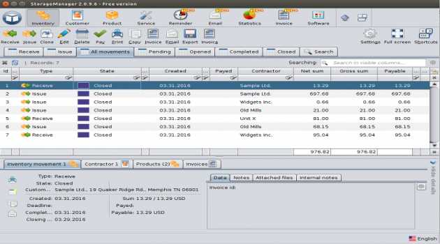 InventoryManager 2 for Linux 64 bit