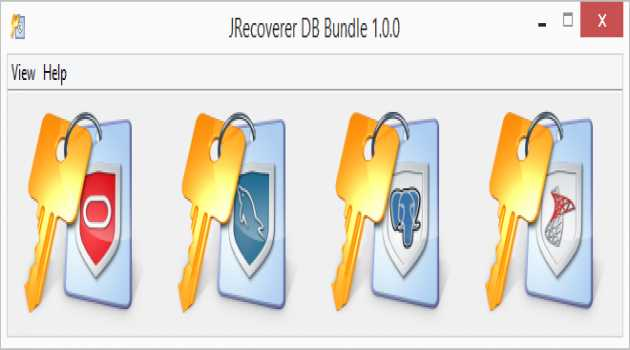 JRecoverer Database Bundle