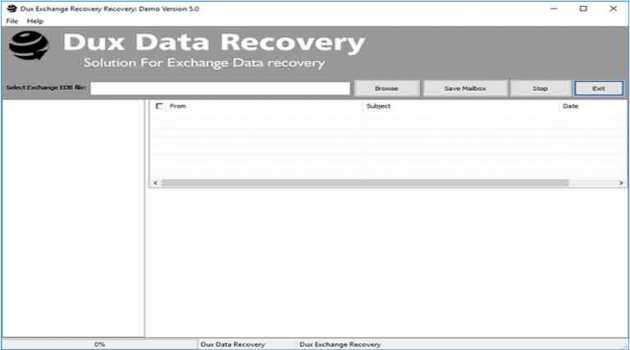 Exchange EDB To PST Converter