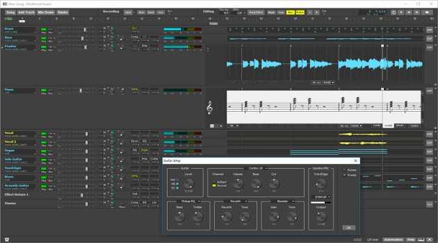 MultitrackStudio for Windows Lite