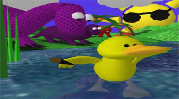 Super Splash 3D