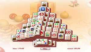 Christmas Tree Mahjong