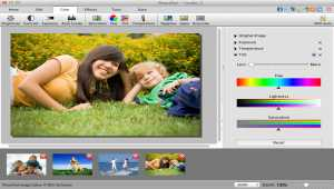 PhotoPad Pro Edition for Mac